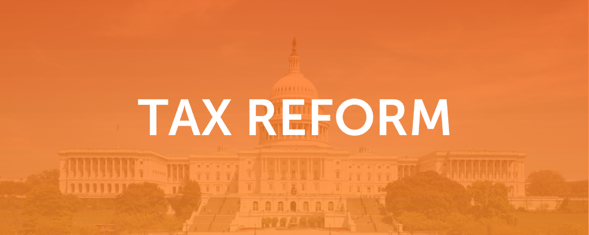 what does tax reform mean for grant funding