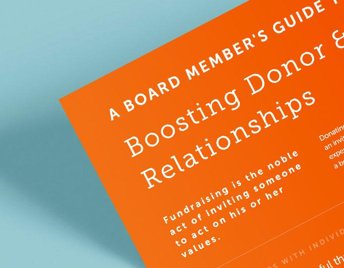 Grants Plus Board Member's Guide