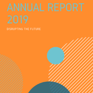 annual report visual image