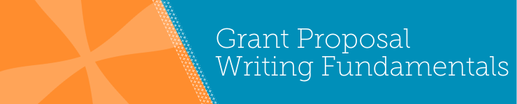 Learn the fundamentals of nonprofit grant writing.