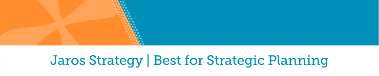 Jaros Strategy is the best fundraising consultant for strategic planning.