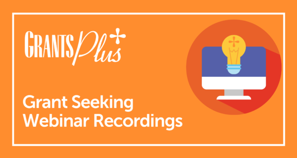 Grant Seeking Webinar Series