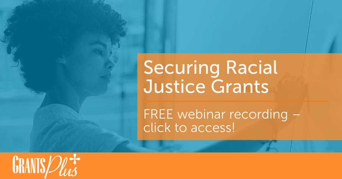 Racial Justice Grants Website Image