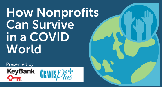 How Nonprofits Can Survive in a COVID World